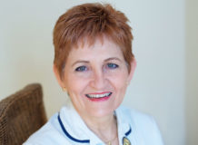 Estelle Mitchell, Chartered Physiotherapist, MCSP