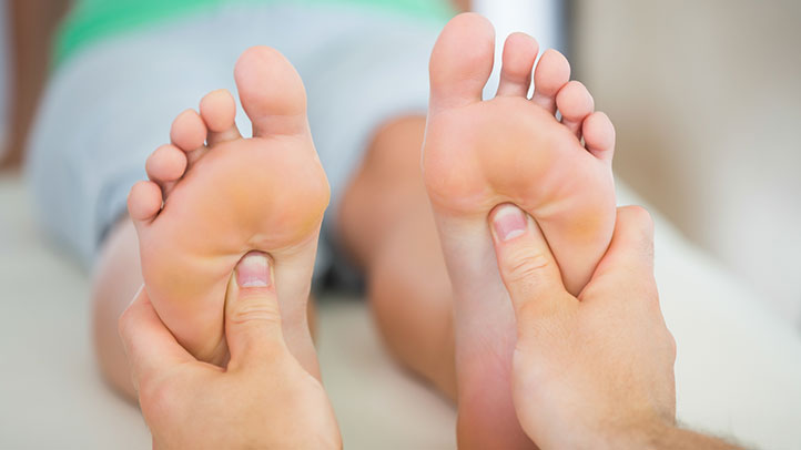 Diabetic Foot care - preventing complications
