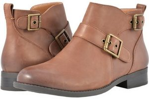 Vionic Logan Ankle Boot