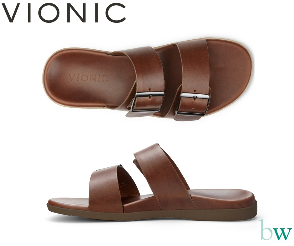 e202a0f45aa8 Vionic Summer Sandals for Men 2018 - The Bodyworks Clinic Marbella Spain
