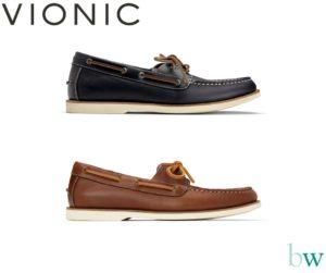 Vionic Lloyd Deck Shoes at Bodyworks