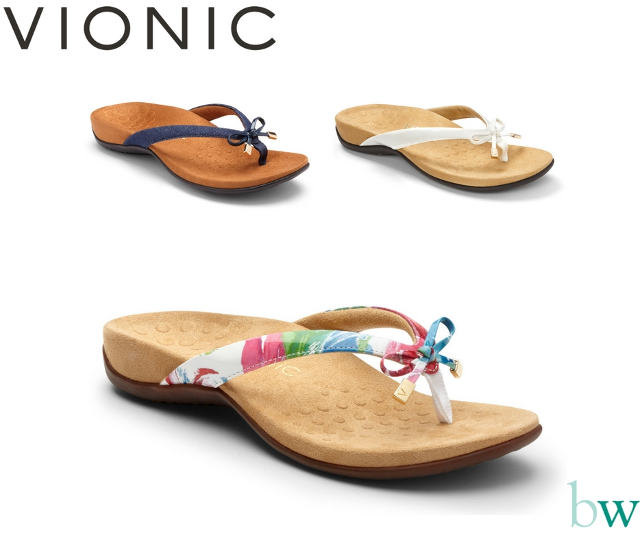 fcee35c1932a Vionic Summer Shoes 2018 - The Bodyworks Clinic Marbella Spain