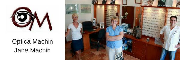 Optica Machin Estepona with Jane Machin