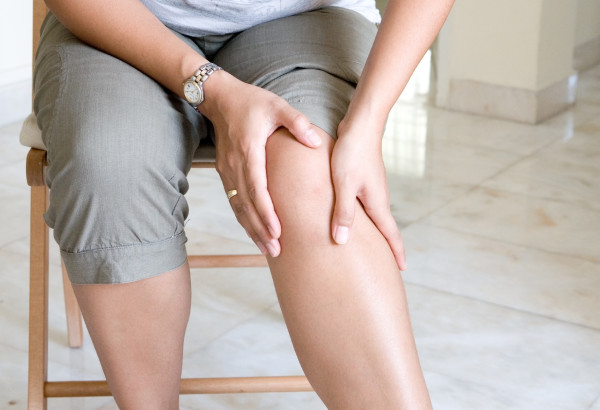 A-Z of knee pain