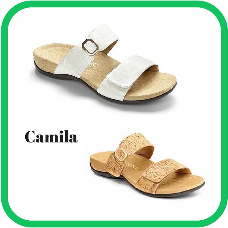 Vionic Sandals - Camila