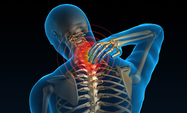 neck pain can cause a long list of symptoms