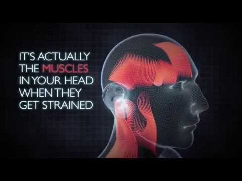 Headaches and migraines come from physical causes