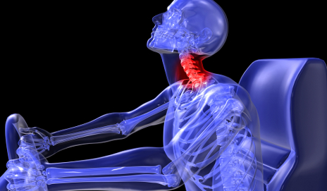 Whiplash injuries - more complicated than simply neck pain