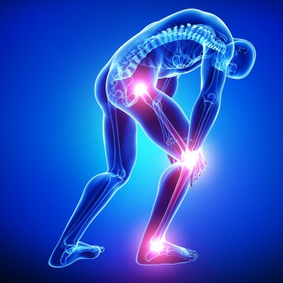 Leg Pain- ankle, knee, hip and back - all connected