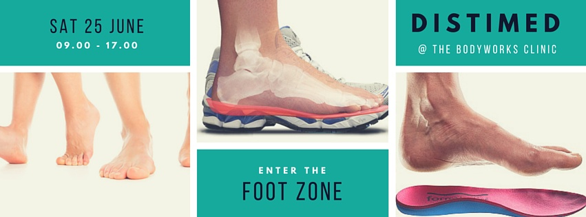 Enter the Foot Zone