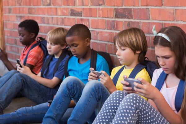 iPain - kids posture