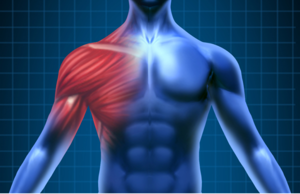 Shoulder Pain can quickly lead to Chronic Pain if not treated quickly