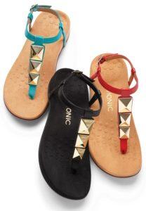 Vionic Nala T-Strap Sandal