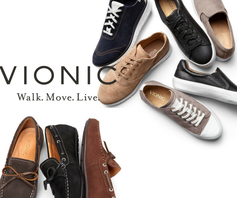 Vionic Mens Winter Collection
