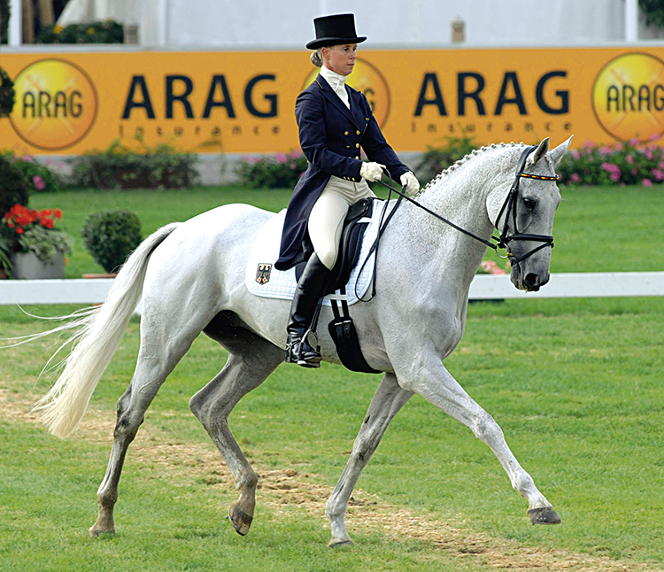 Mobiliser Testimonial - Betina Hoy, Equestrienne
