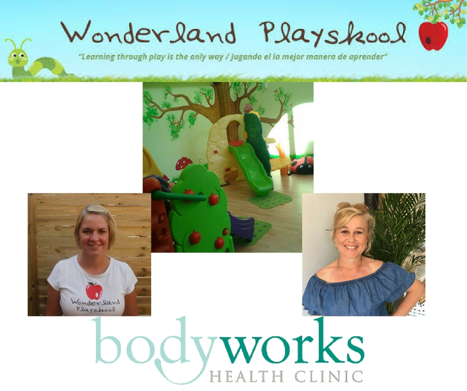 Wonderland Playskool - Free childcare while you are treated