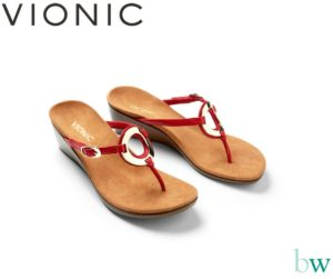 Vionic Orchid Sandals at Bodyworks