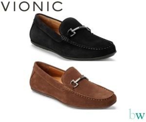 Vionic Mason Loafers at Bodyworks