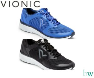 Vionic Ngage Trainers at Bodyworks