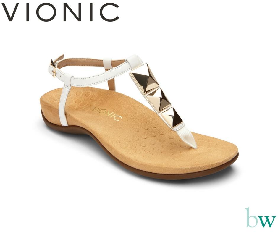 Vionic Nala Sandals at Bodyworks