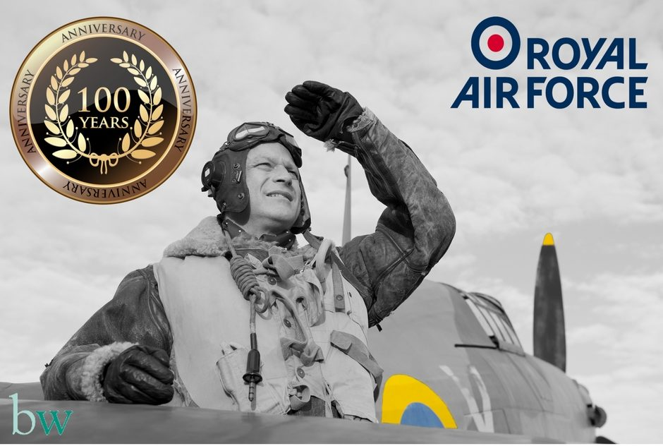 RAF Centenary - Celebrating 100 years