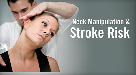 Neck Manipulation and stroke risk