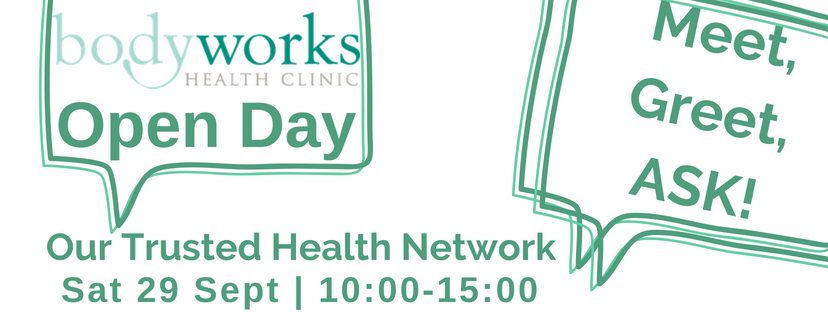 Bodyworks Open Day -Trusted Health Network