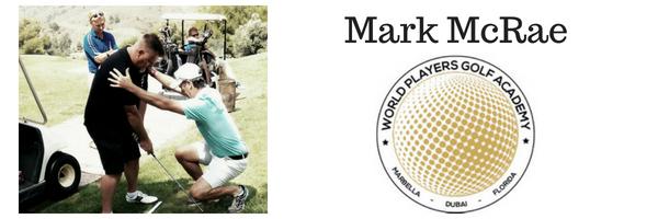 Mark MacRae - Golf Pro
