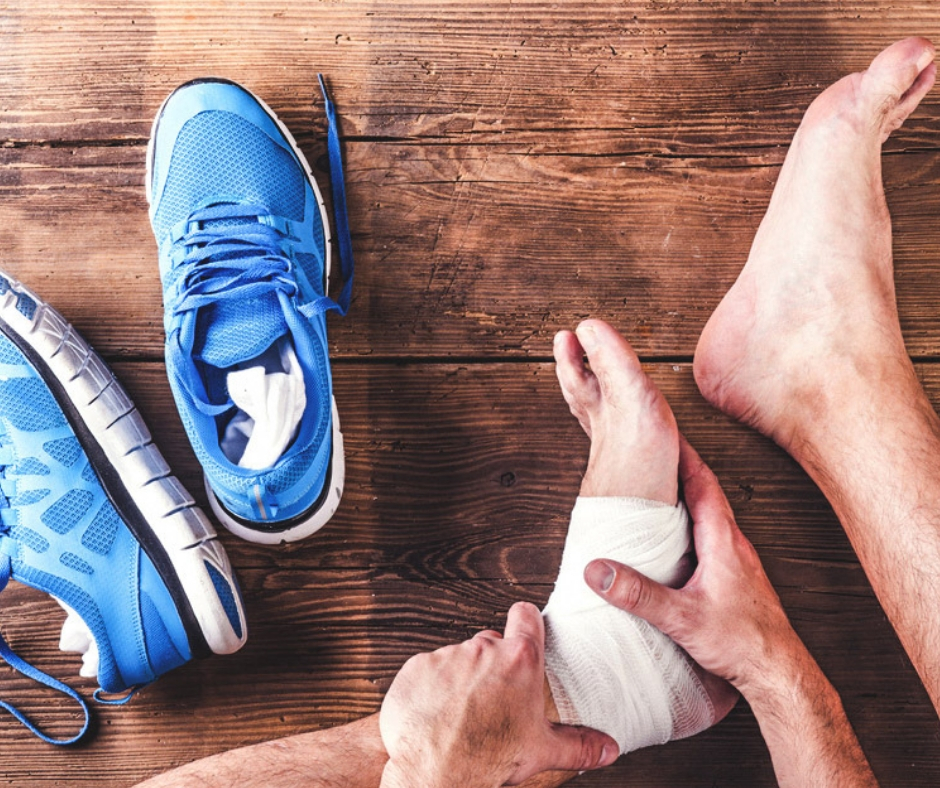 Ankle injury - sprain or fracture?