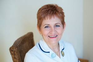 Estelle Mitchell, Consultant Physiotherapist at the Bodyworks Clinic