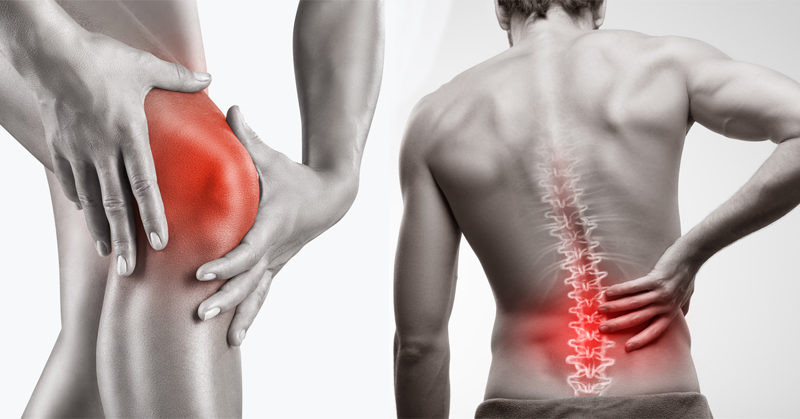 The knee-back connection - is your knee causing your back pain?