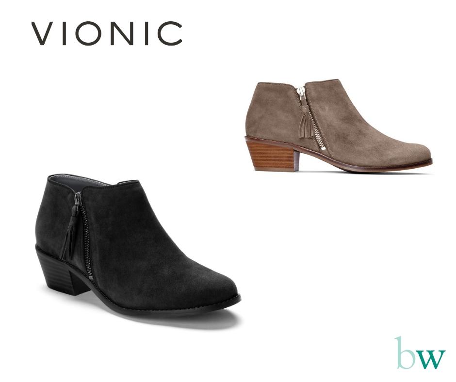 Vionic Shoe Sale - Bodyworks Clinic Marbella - Serena Boots