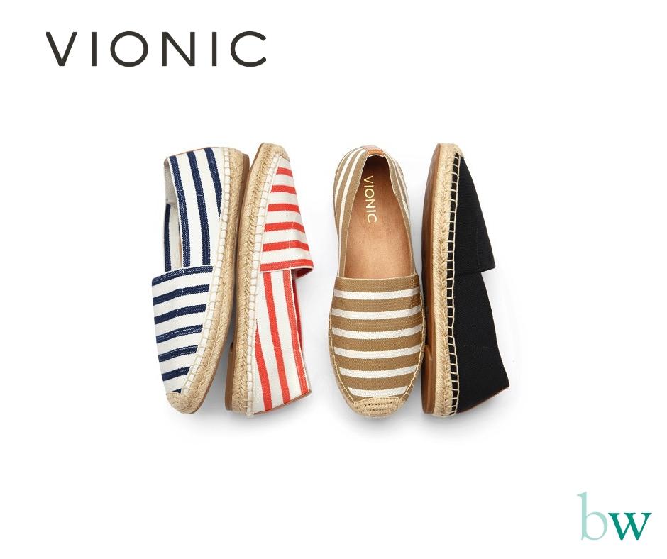 Vionic Shoe Sale - Bodyworks Clinic Marbella - Espadrilles