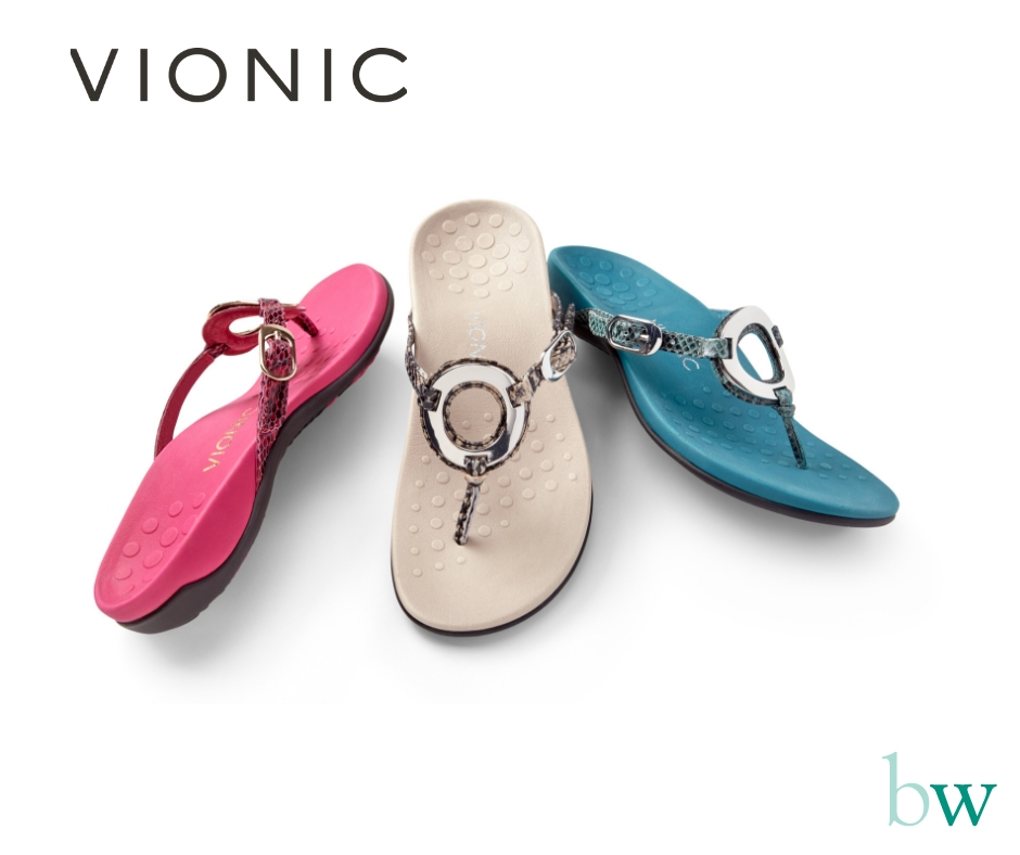 Vionic Shoe Sale - Bodyworks Clinic Marbella - Karina Sandals