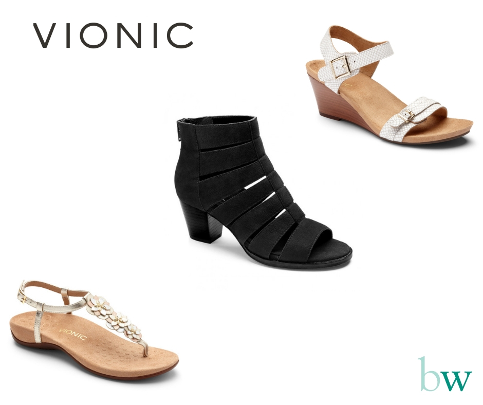 Vionic Shoe Sale - Bodyworks Clinic Marbella  - Harlow, Paulie and Laurie
