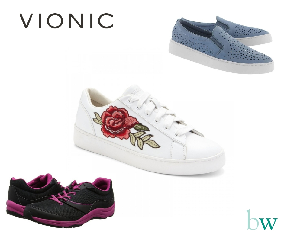 Vionic Shoe Sale - Bodyworks Clinic Marbella - Syra, Midi Perf and Kona