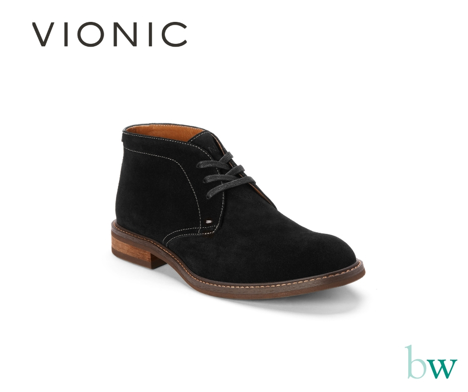 Vionic Shoe Sale - Bodyworks Clinic Marbella - Bowery Chase in Black