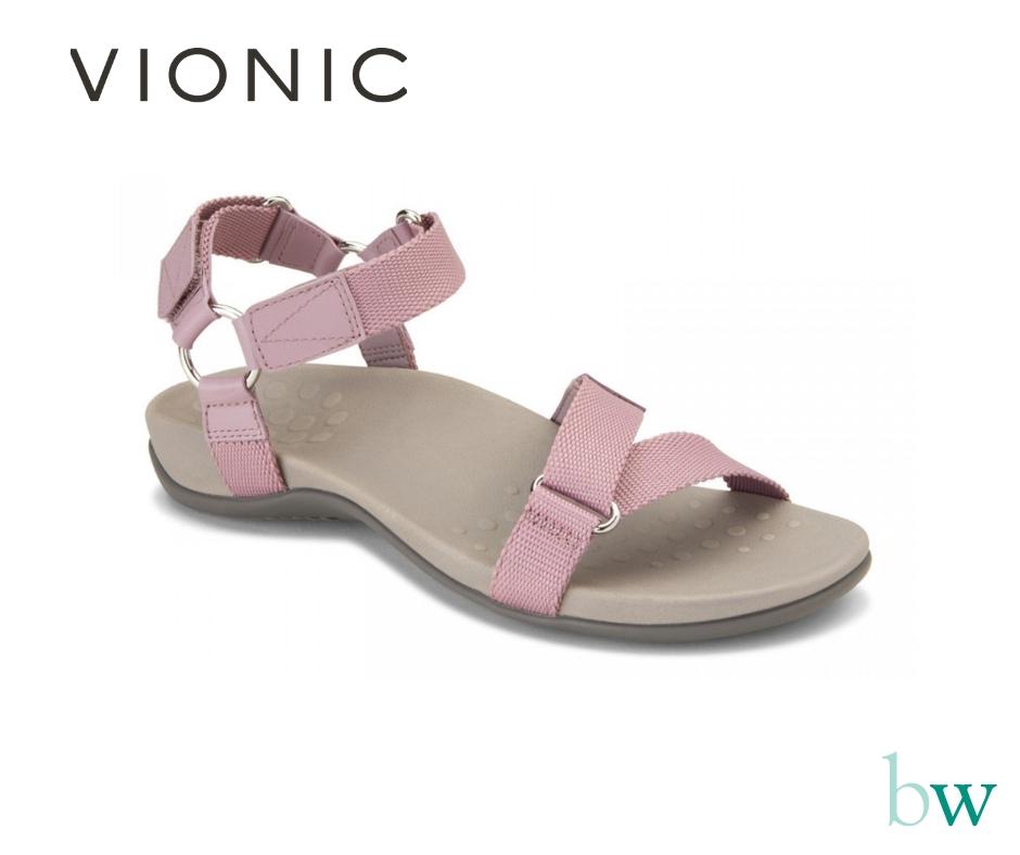 Vionic Candace Sandal at Bodyworks Marbella
