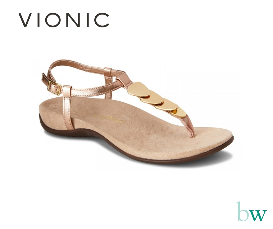 Vionic Miami Sandal at Bodyworks Marbella