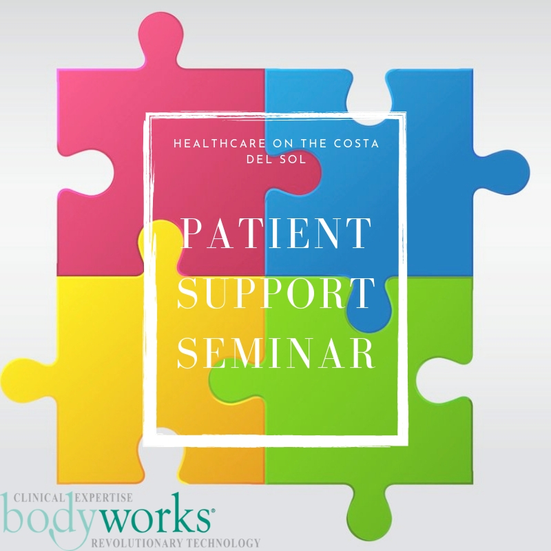 Patient Support Seminars at Bodyworks Clinic Marbella