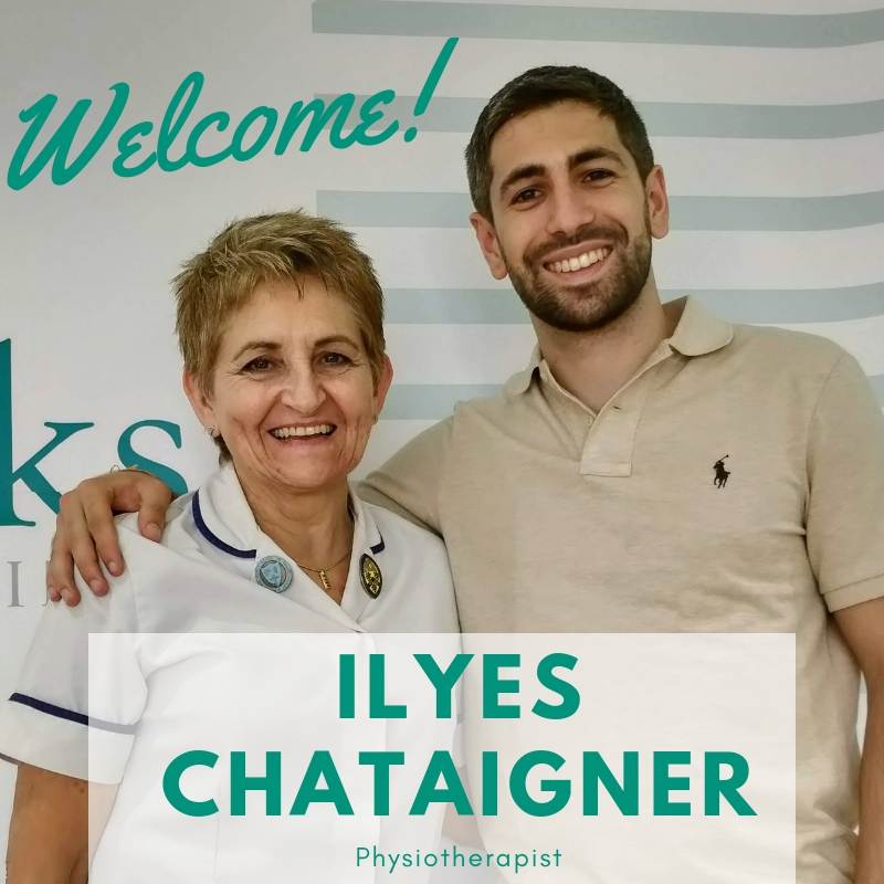 Welcome! to Ilyes Chatiagner physiotherapist at Bodyworks Health Clinic Marbella