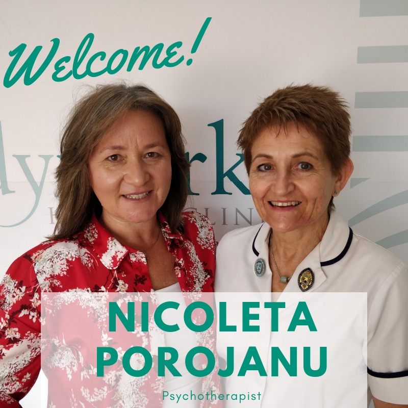Bodyworks Welcomes Nicoleta Porojanu, psychotherapist