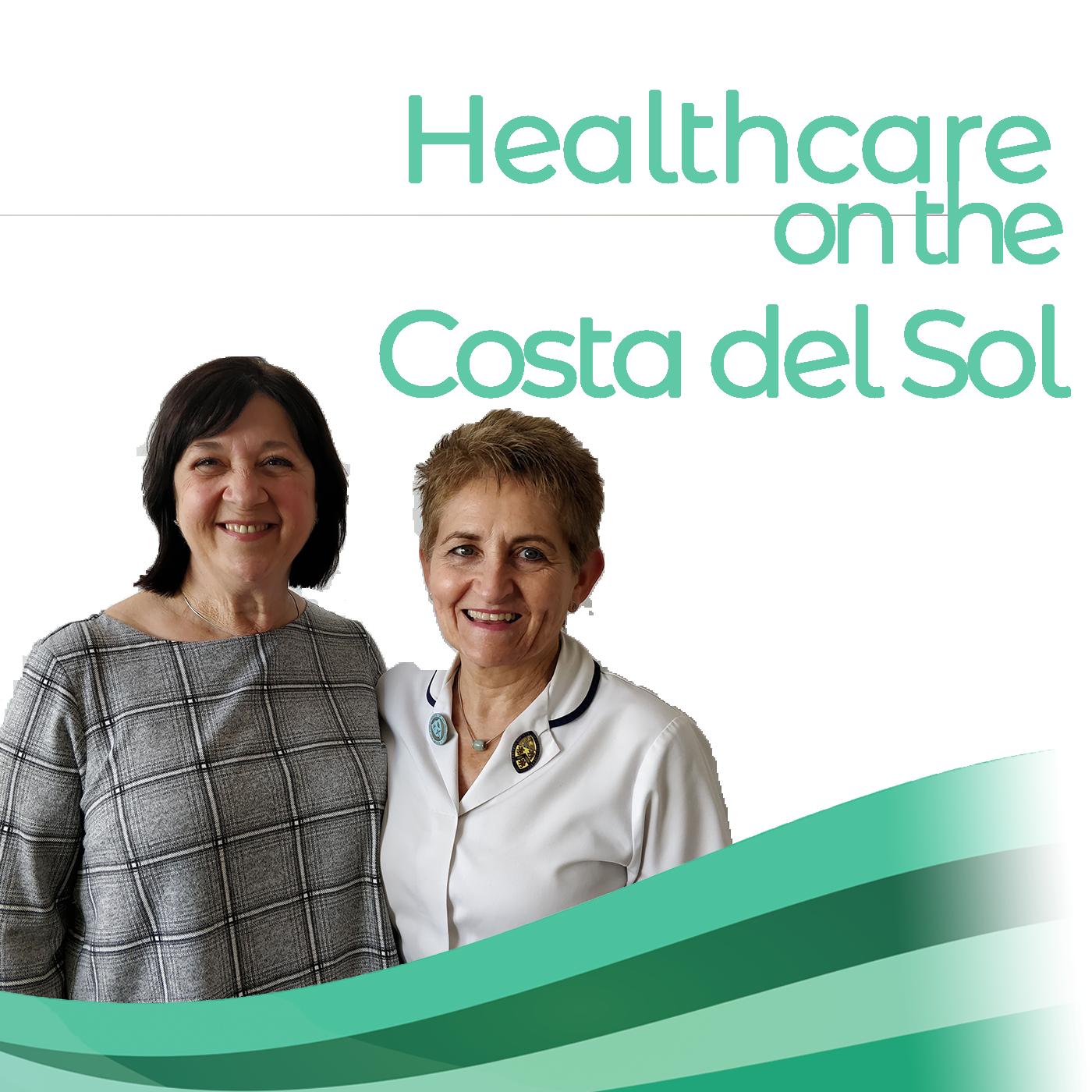 Podcast Episode 6 - Health Insurance on the Costa del Sol
