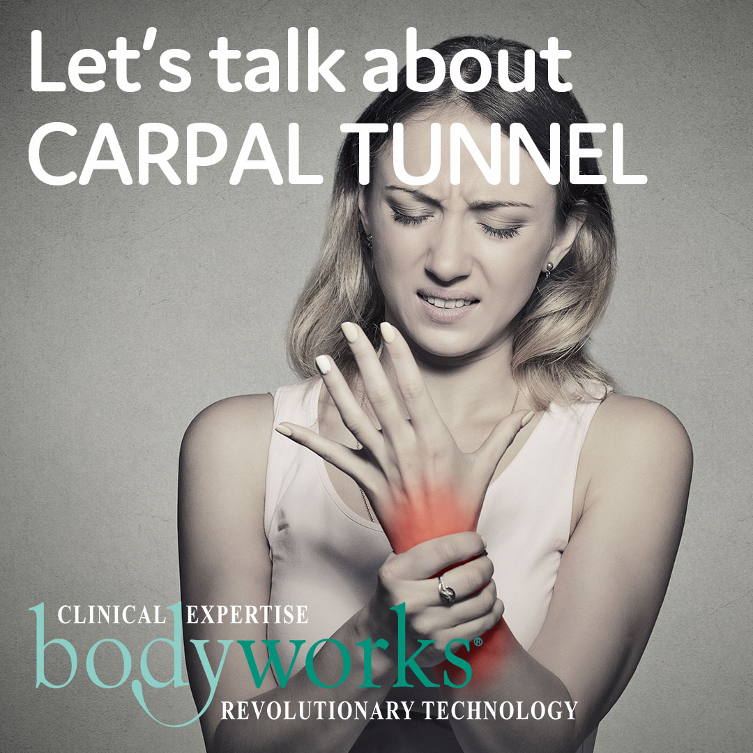 Carpal Tunnel Seminar at Bodyworks with Specialist Estelle Mitchell