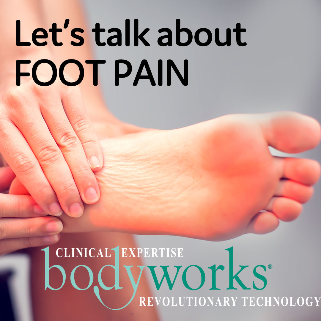 FREE Foot Pain Seminar at Bodyworks Clinic Marbella with specialist Estelle Mitchell