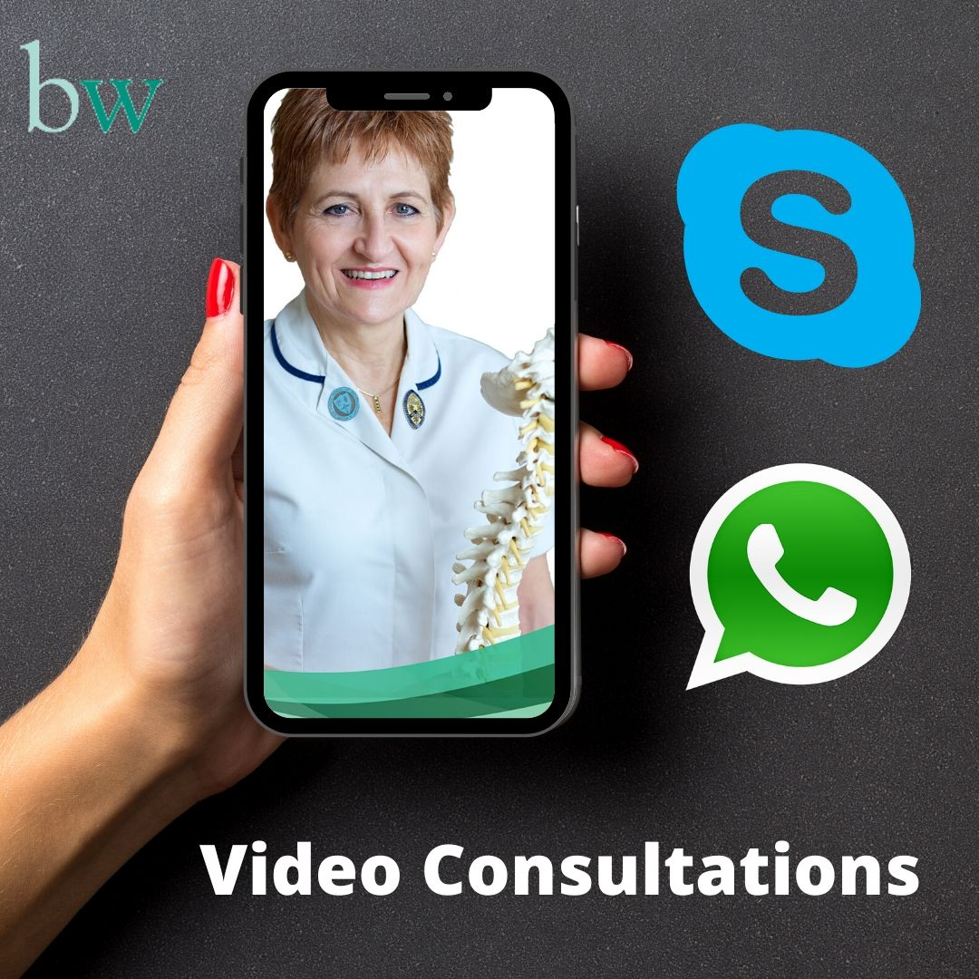 Video Consultation - Physiotherapy and Nutrition at Bodyworks Clinic Marbella