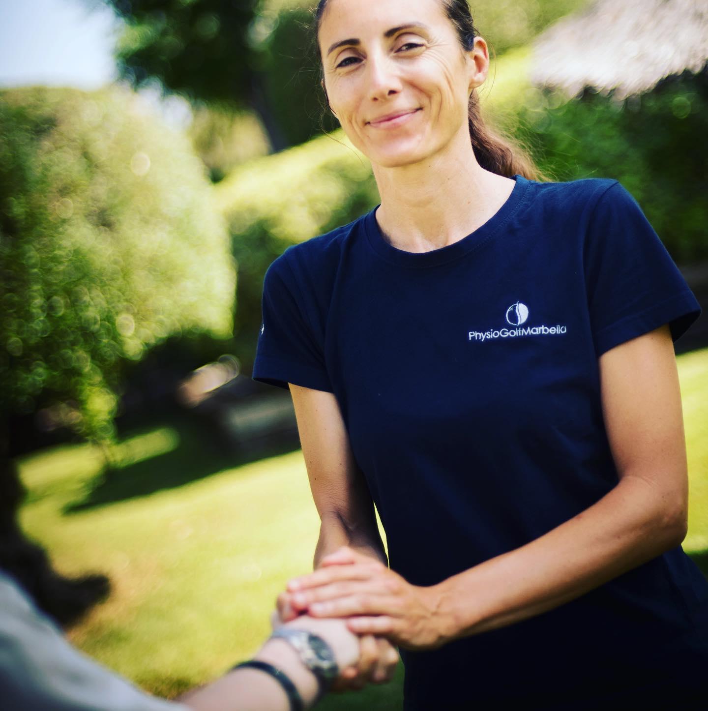 Chiara Cantone - Golf and Sports Physiotherapist - Bodyworks Clinic Marbella
