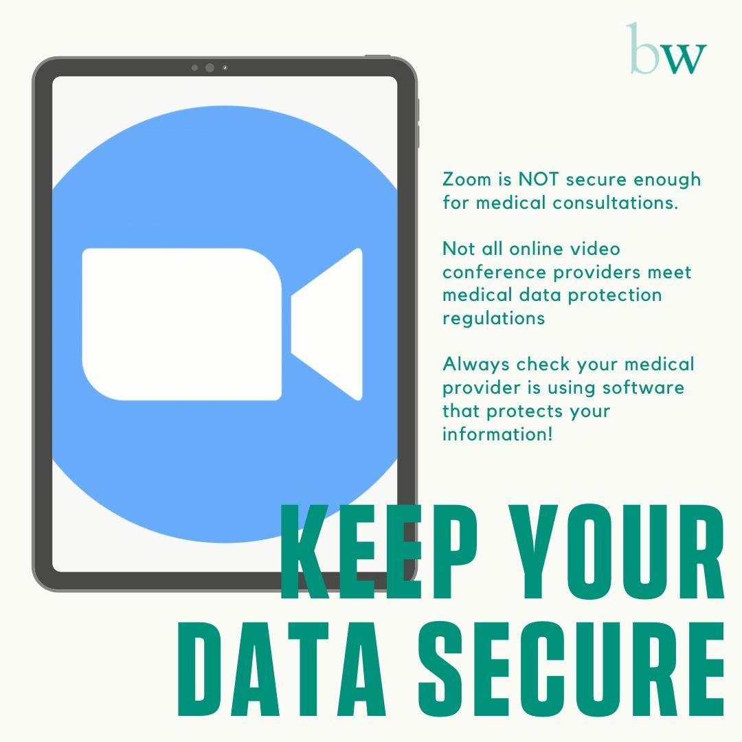 Secure medical Video Consultations - Bodyworks Clinic Marbella
