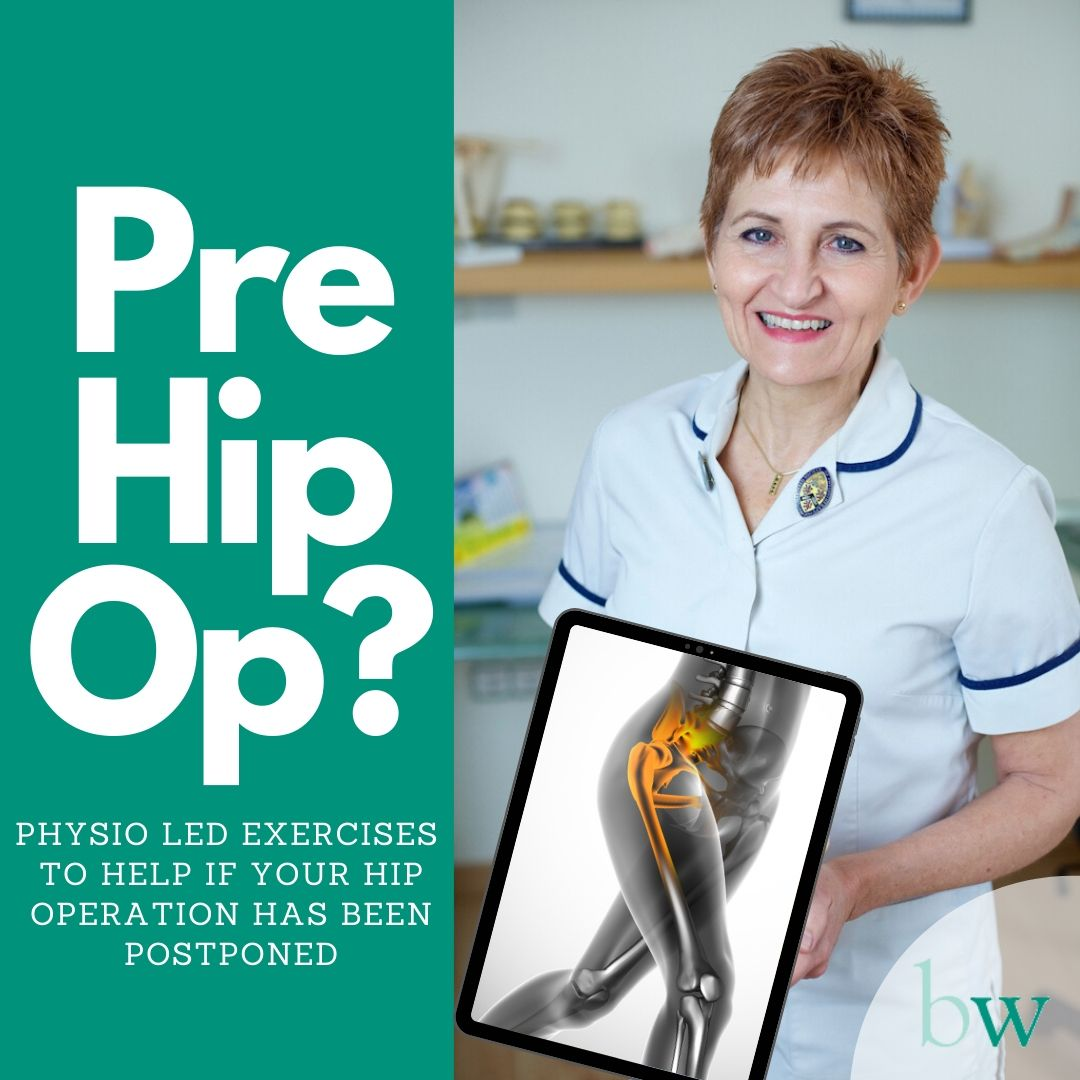 What to do if your hip operations is postponed - with consultant at Bodyworks Health Clinic Marbella