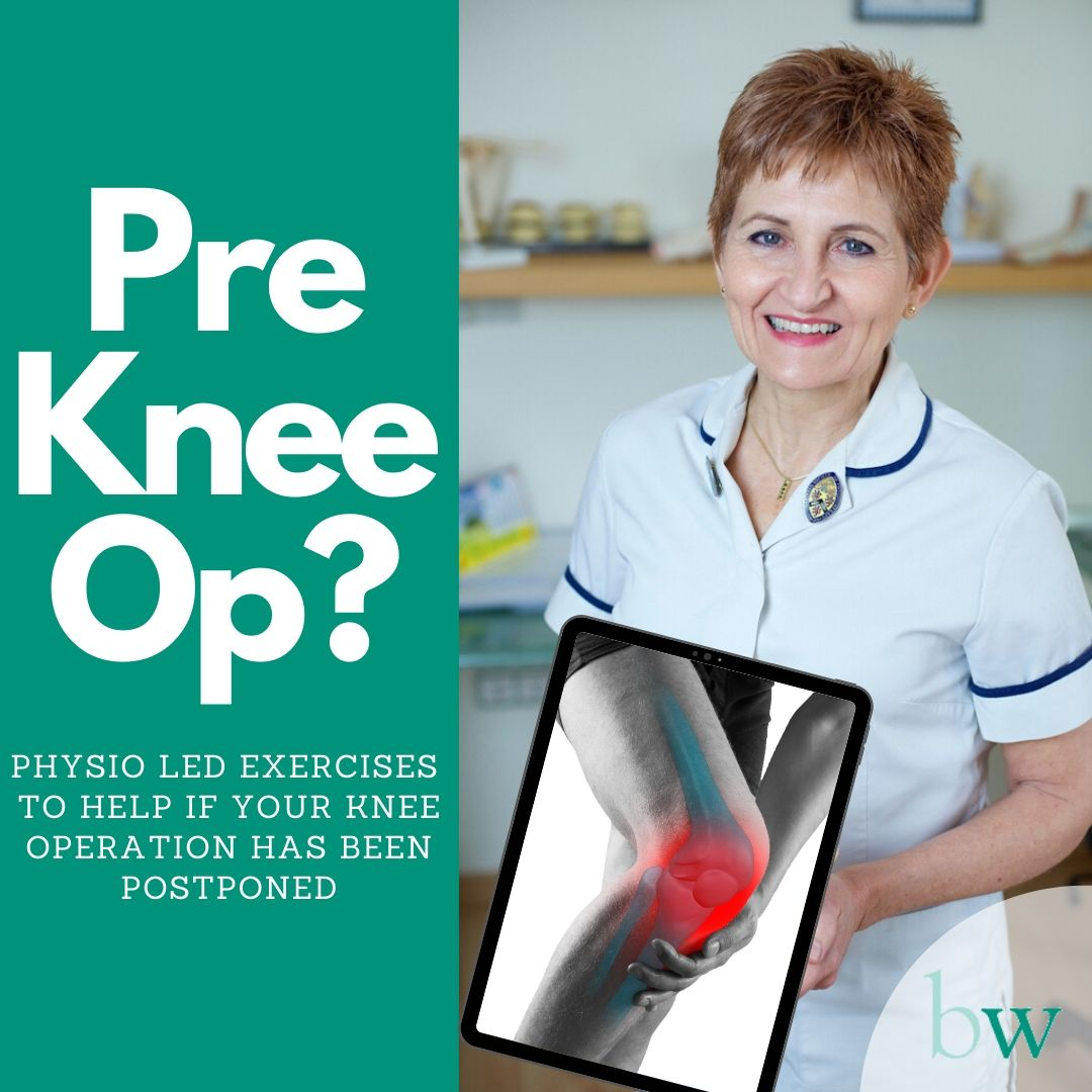 What to do if your knee operations is postponed - with consultant at Bodyworks Health Clinic Marbella